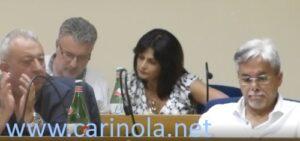 Un consiglio comunale a Mondragone