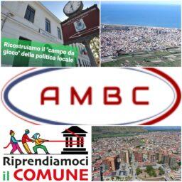 Logo AMBC - Ricostruiamo il campo da gioco della politica locale