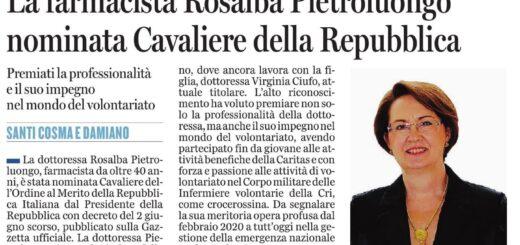 Rosalba Pietroluongo